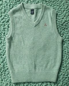 Baby Gap sweater vest